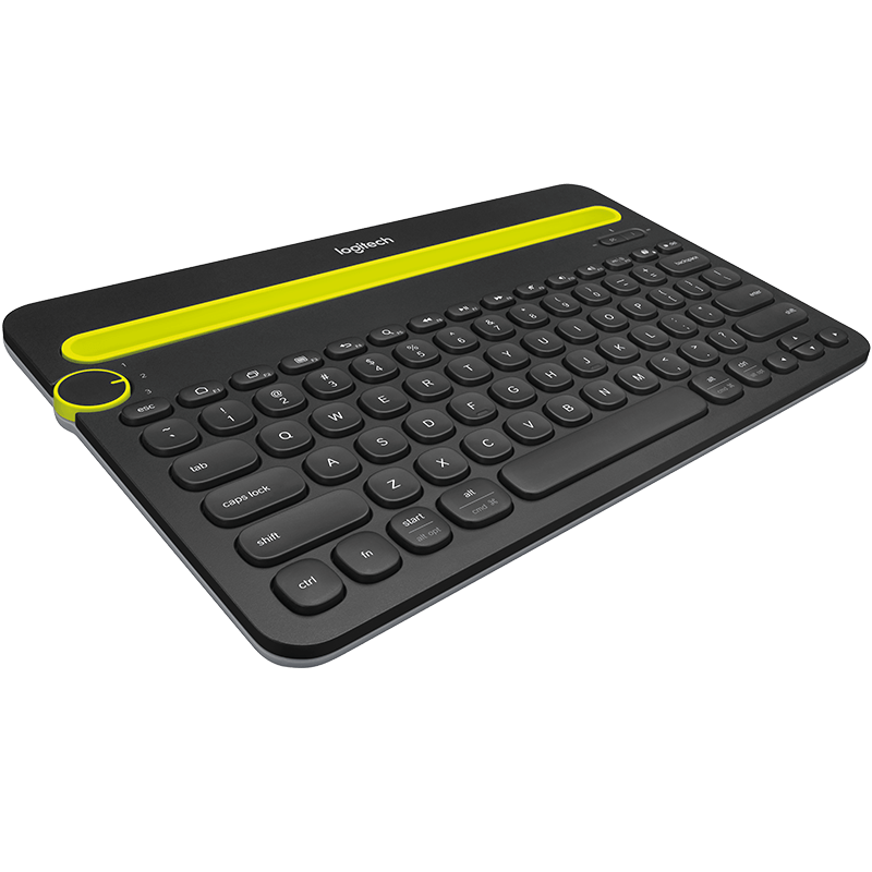 4e2eda3ae21 Details about Logitech K480 Bluetooth Multidevice Keyboard - Black  CHINESE/ENG CHARACTERS .