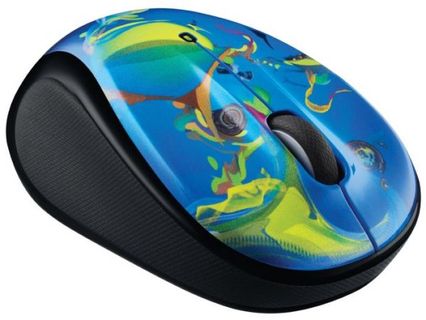 Logitech M325 Wireless Mouse INTO THE DEEP (NO RECEIVER)