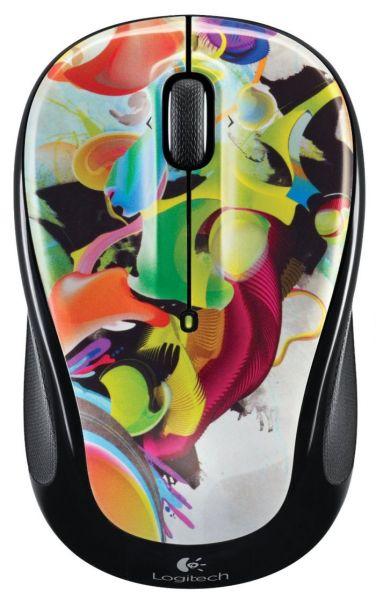 Logitech M325 Wireless Mouse LIQUID COLOR (NO RECEIVER)